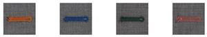 オーダースーツSADAオプションボタンホール色糸