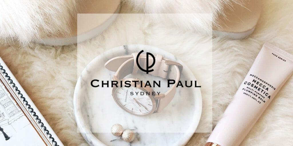 クリスチャンポール ChristianPaul
