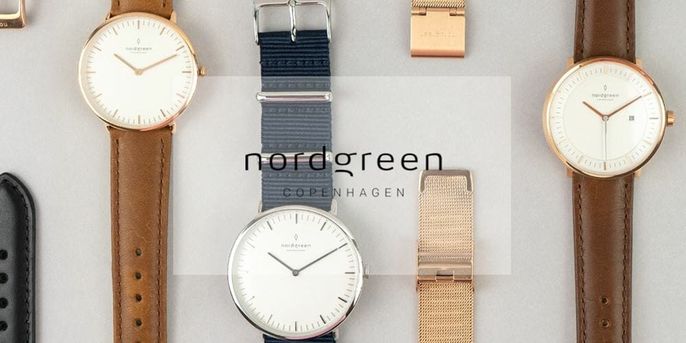 Nordgreen ノードグリーン logo