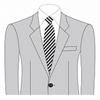 オーダースーツSDA衿の形 ノッチドラペル