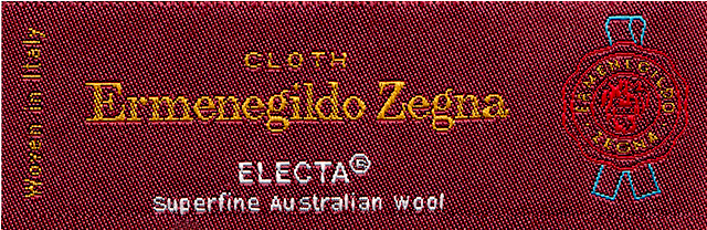 ゼニアの生地ELECTA(エレクタ)