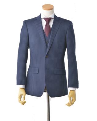 ダンカンのスタイリッシュスーツ