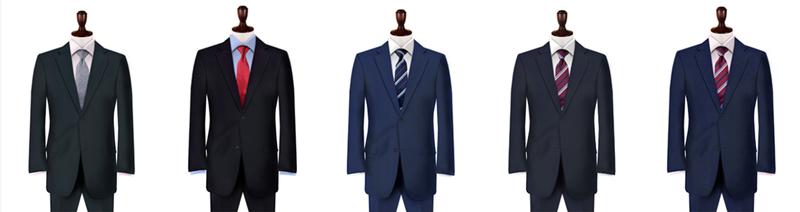 ビッグヴィジョンのスーツスタイル