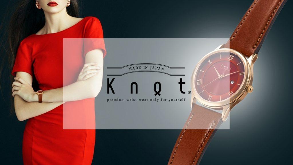 Knot レディース腕時計モデル