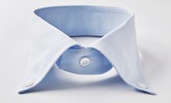 鎌倉シャツの襟オプション ボタンダウン