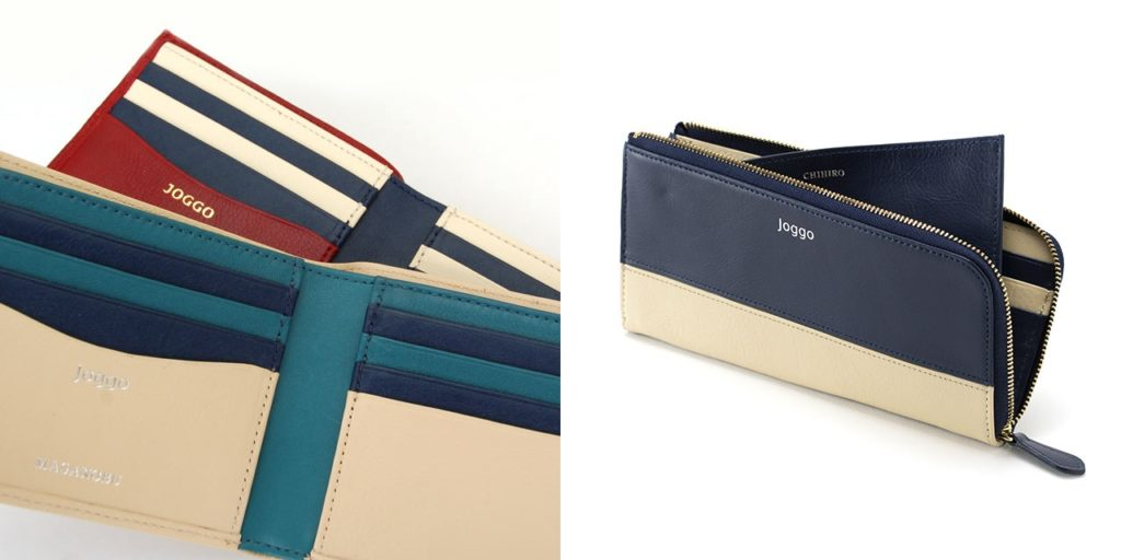 JOGGO 財布のタイプ