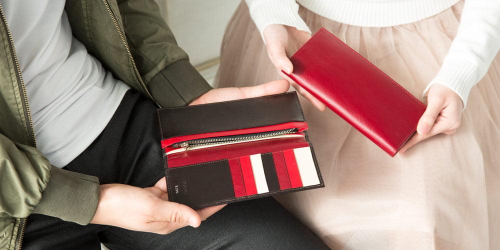 JOGGO オーダーメイド財布