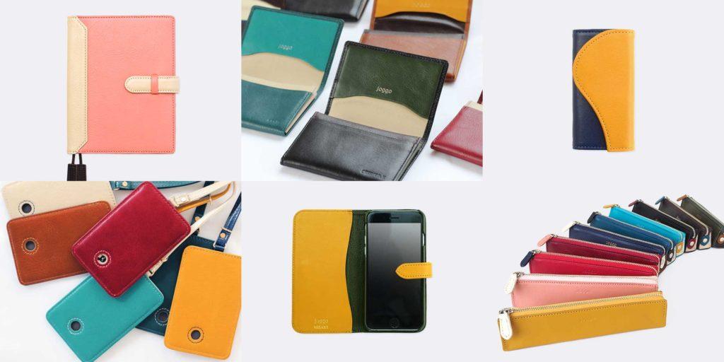 JOGGO 財布以外のアイテム