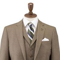 エフワンのスーツスタイル ニューブリティッシュ
