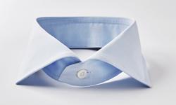 鎌倉シャツの襟オプション スプレッド(ワイド)