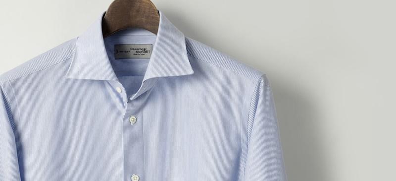 鎌倉シャツのイージーケアシャツ