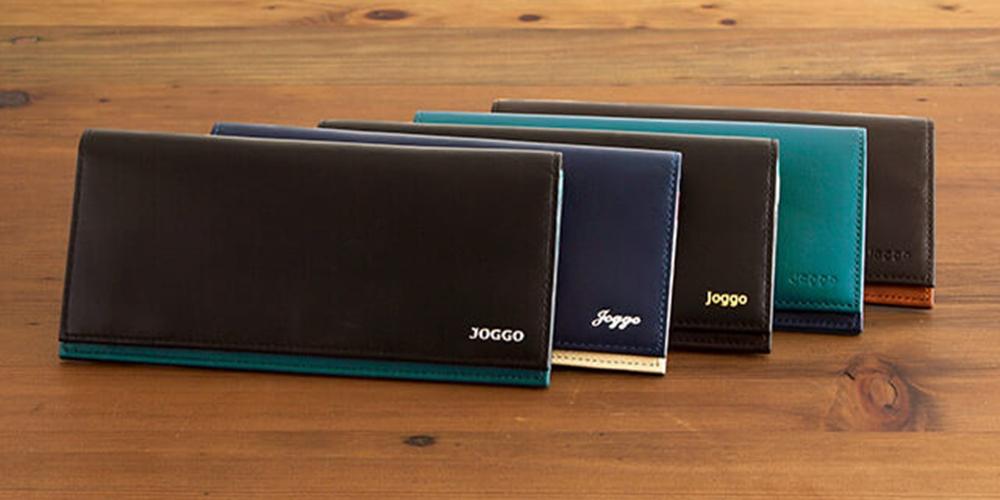 JOGGO メンズ バイカラー財布