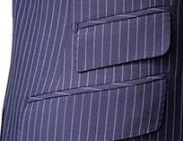 AOKI(青木)のオーダースーツオプション チェンジポケット