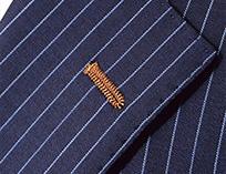 AOKI(青木)のオーダースーツオプション カラー糸使い