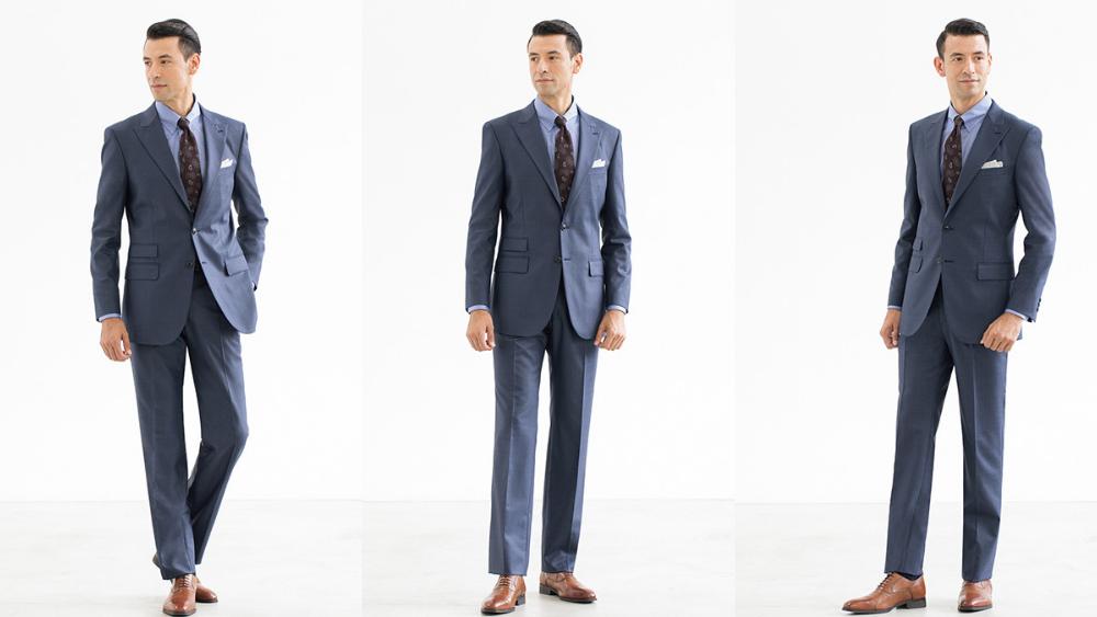AOKI(青木)のオーダースーツ スタンダードスタイル