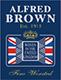 ALFRED BROWN アルフレッドブラウン