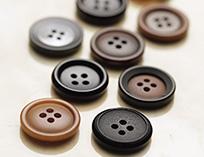 AOKI(青木)のオーダースーツオプション ボタン交換