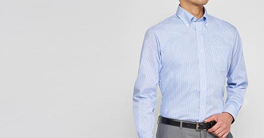 東京シャツ オーダーシャツ 綿100% レギュラー加工シャツ