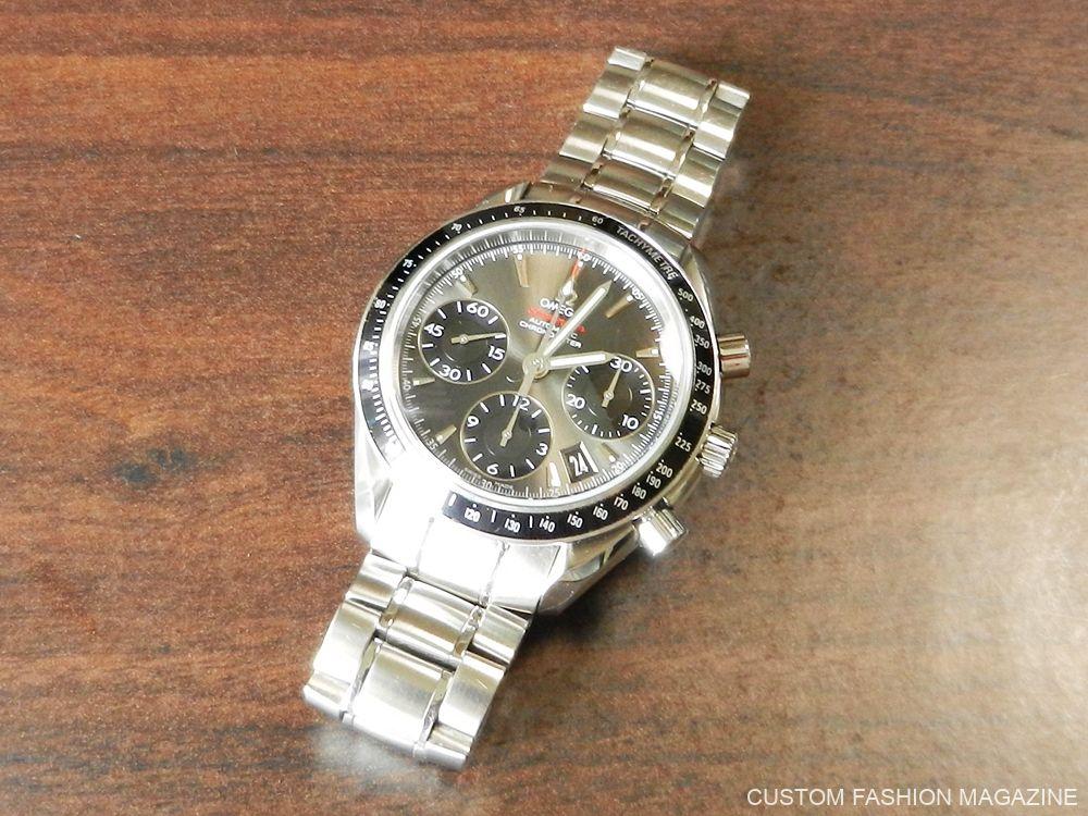 KARITOKE 腕時計レンタル OMEGA スピードマスター