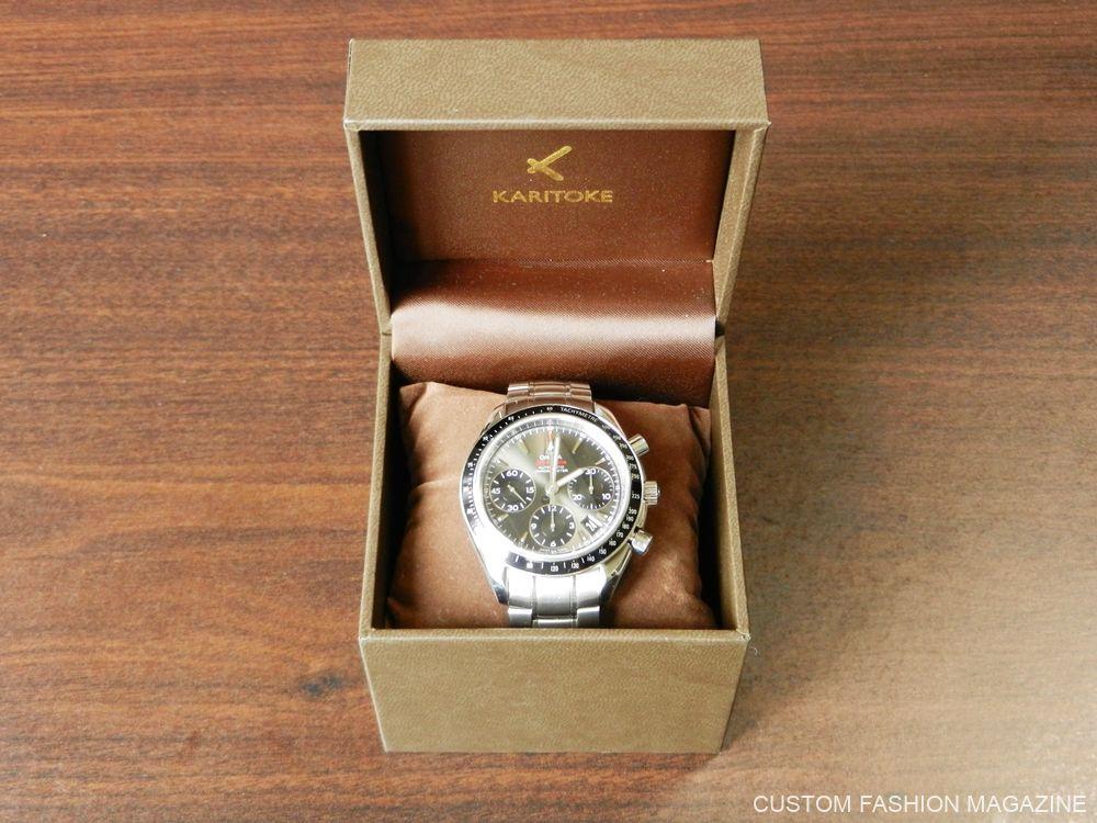 KARITOKE 腕時計レンタル OMEGA
