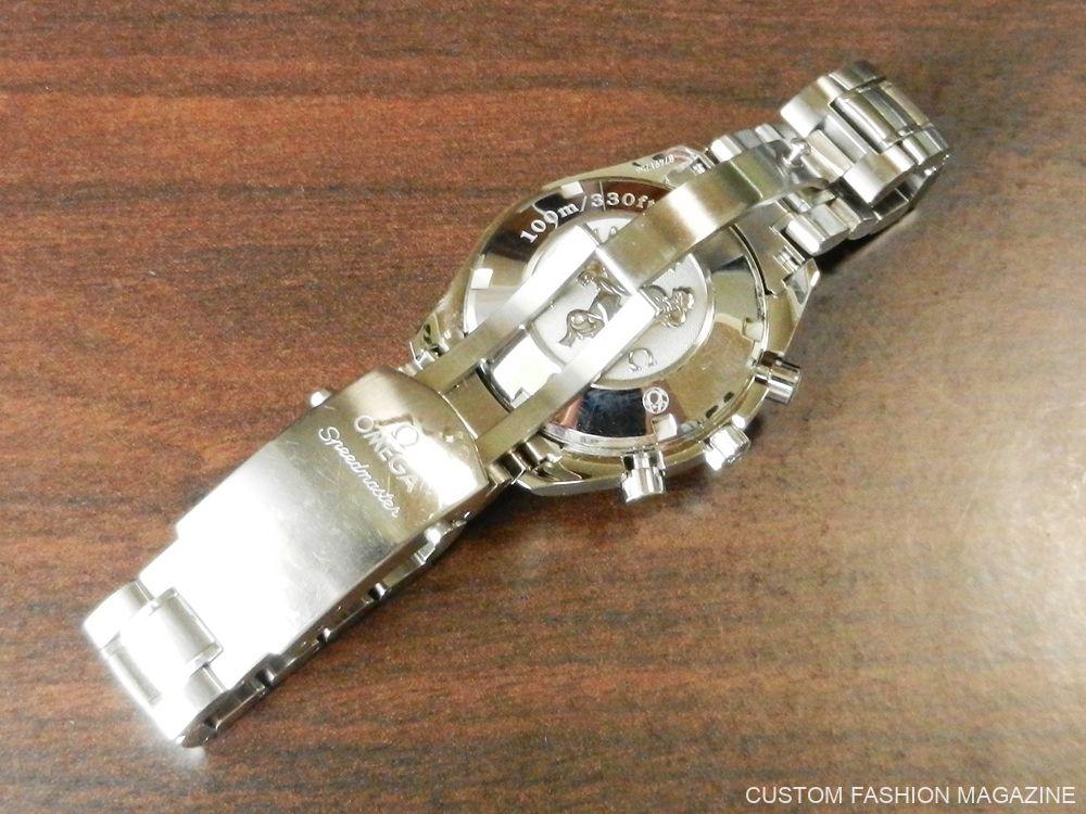 KARITOKE 腕時計レンタル OMEGA スピードマスター ベルト