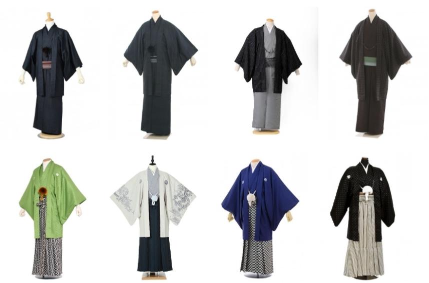 レンカ 男性用 着物・袴