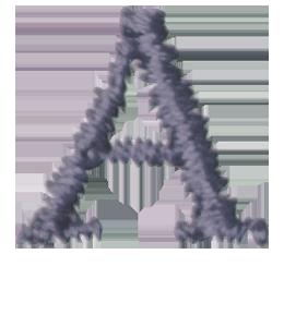 SOLVE(ソルブ) 刺繍色 charcoal