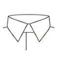 SOLVE(ソルブ) 襟の種類 レギュラー