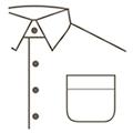 SOLVE(ソルブ) ポケットの種類 ラウンド