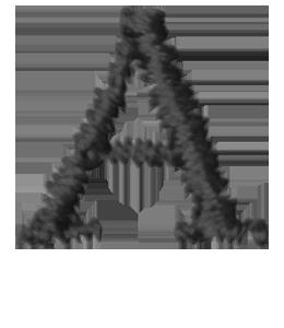 SOLVE(ソルブ) 刺繍色 black