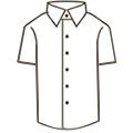 SOLVE(ソルブ) カフスの種類 半袖