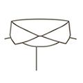 SOLVE(ソルブ) 襟の種類 カッタウェイ