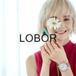 LOBOR ロバー 腕時計 ファッションウォッチ レディース lady's