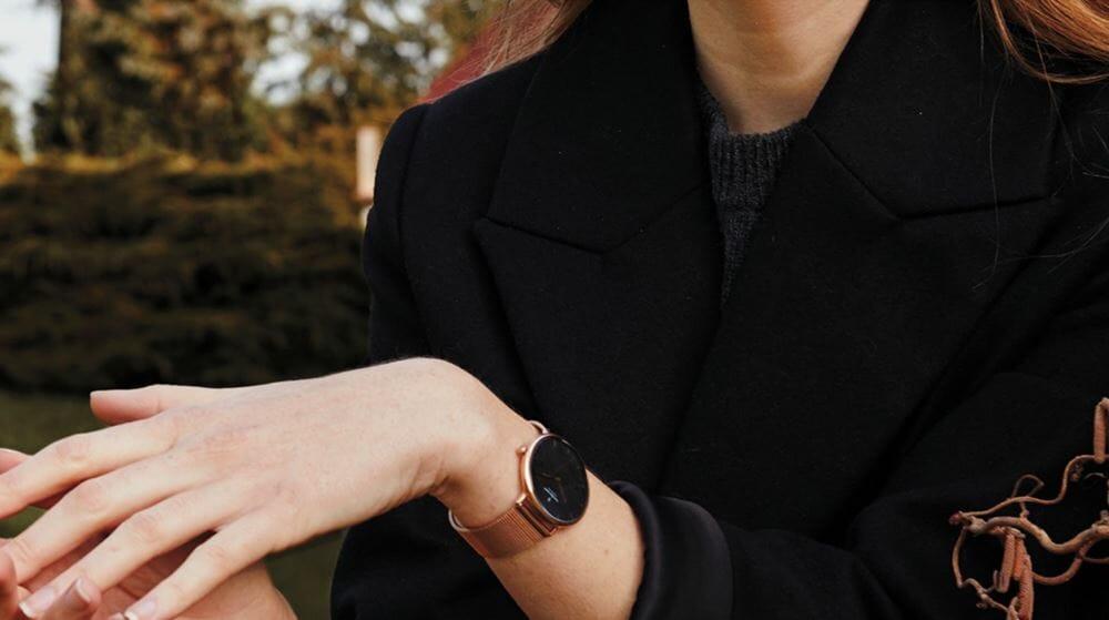 ノードグリーン腕時計 レディース ネイティブ