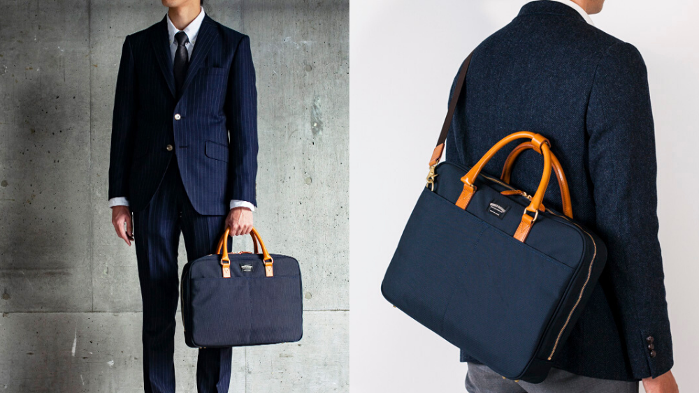 WONDER BAGGAGE(ワンダーバゲージ) GOODMANS MG business bag