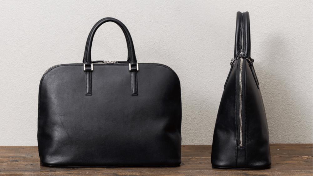 Business Leather Factory(ビジネスレザーファクトリー) スリムビジネスバッグ