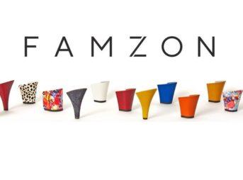 ファムゾン ロゴ