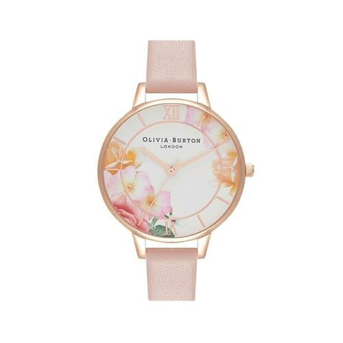 ティーパーティー - デミ ピンク&ローズゴールド オリビアバートン 腕時計