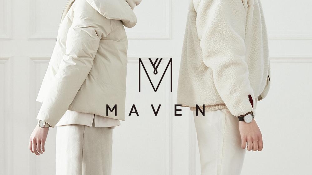 マベンウォッチズ ホワイトジャケット