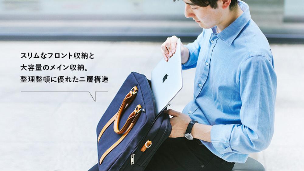 TRANSIC(トランジック) 本革×CORDURAバッグ(PL001)