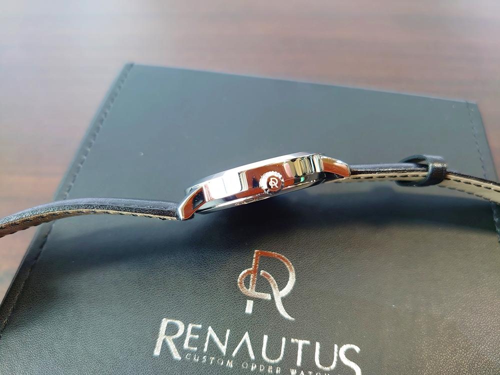 RENAUTUS ルノータス(クラシッククォーツ40mm)腕時計2