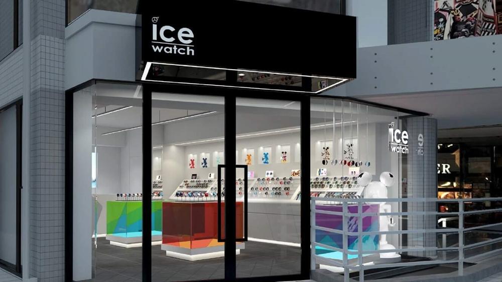 ice-watch アイスウォッチ 店舗