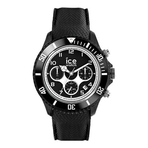 ICE dune アイス デューン ブラック (ラージ) アイスウォッチ(ice watch)