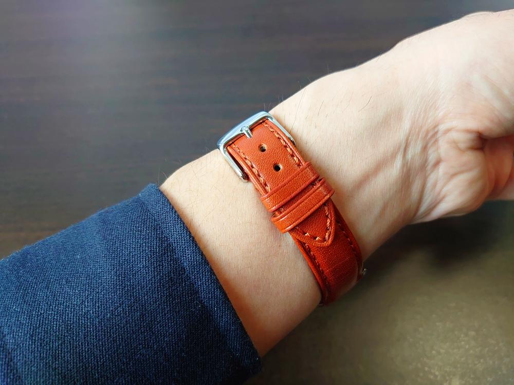 RENAUTUS ルノータス(クラシッククォーツ34mm)腕時計「着用」5