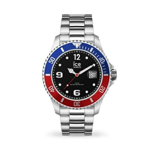 ICE steel アイス スティール ユナイテッド シルバー (エクストララージ ) アイスウォッチ(ice watch)