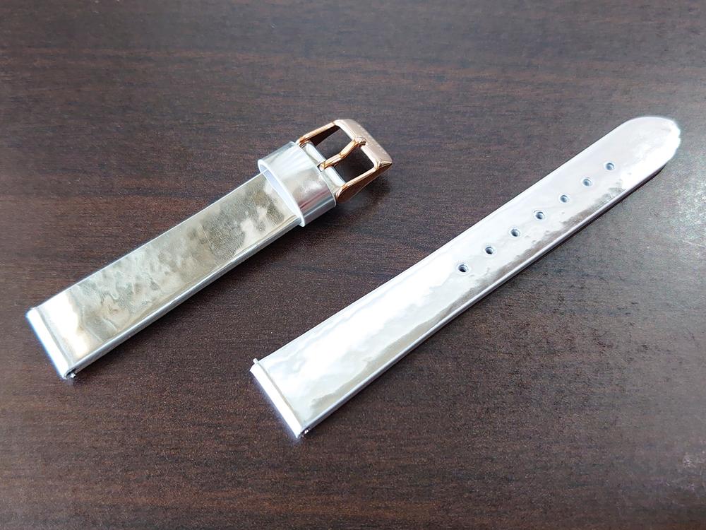 ROSEFIELD ローズフィールド 33mm用 交換ストラップ メタリックストラップ