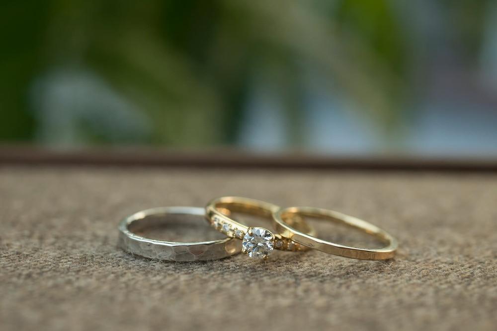 鎌倉彫金工房 結婚指輪・婚約指輪手作りコース