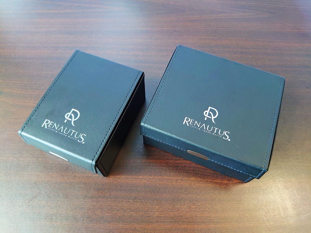ルノータス ハードケース 内箱 シングル ブラック