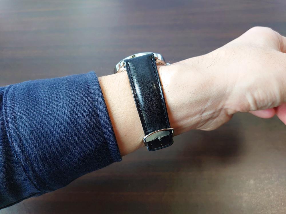 RENAUTUS ルノータス(クラシッククォーツ40mm)腕時計「着用」6
