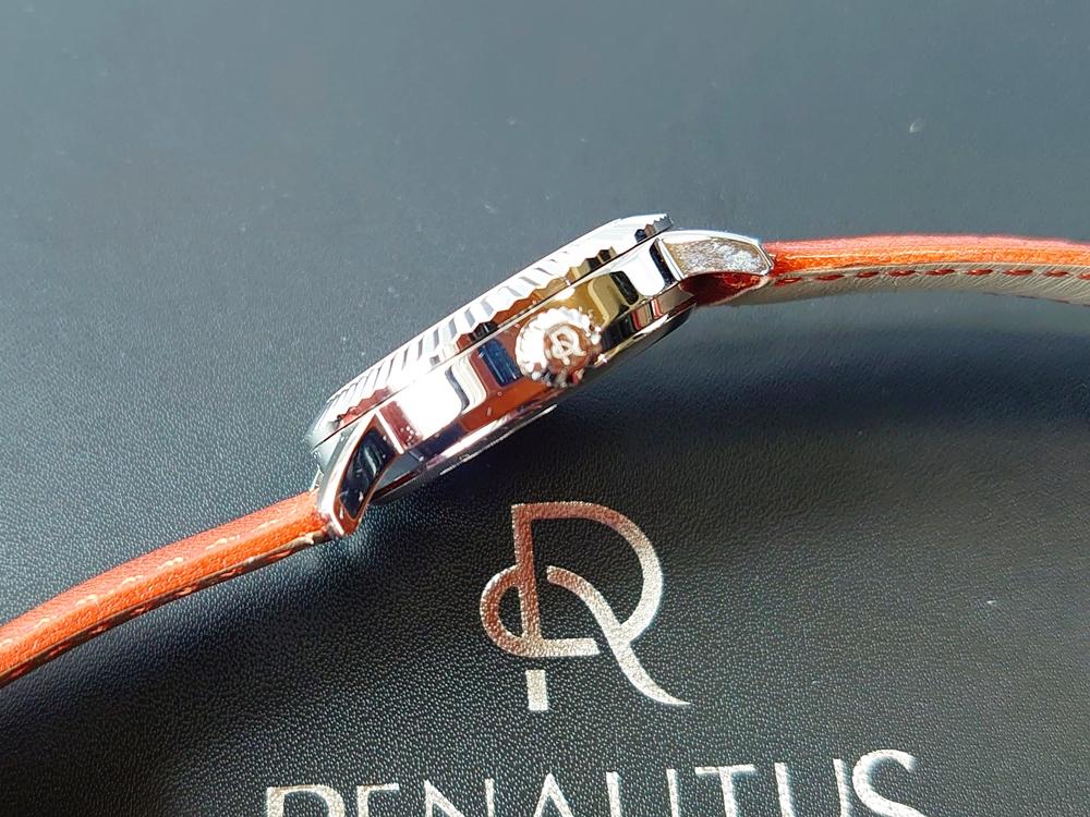 RENAUTUS ルノータス(クラシッククォーツ34mm)腕時計2